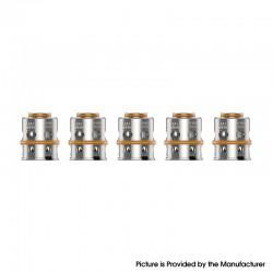 Authentic GeekVape Z Max Sub Ohm Tank Replacement M0.2 Triple Coil Head - 0.2ohm, KA1, (70~85W) (5 PCS)
