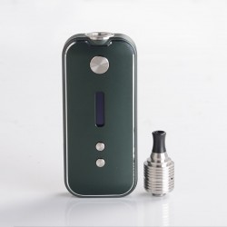 Authentic SXmini SX Nano Pod System 900mAh Vape Mod + 2.0ml SX ADA V2 Tank Atomizer Kit - Green, 900mAh, 2.0ml, 0.6ohm