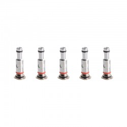 Authentic SMOKTech SMOK Novo 4 Pod Kit / Pod Cartridge Replacement LP1 DC 0.8ohm MTL Coil Head - 12~25W (5 PCS)