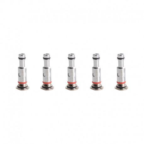 Authentic SMOKTech SMOK Novo 4 Pod Kit / Pod Cartridge Replacement LP1 DC 0.8ohm MTL Coil Head - 12~25W (5 PCS)