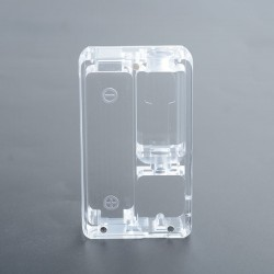 Replacement Frame for dotMod dotAIO SE Vape Pod System - Clear, PC (1 PC)