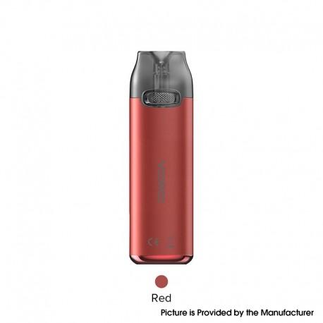 Authentic VOOPOO VMATE 17W Pod System Vape Starter Kit - Red, 900mAh, 3.0ml Pod Cartridge, 0.7ohm
