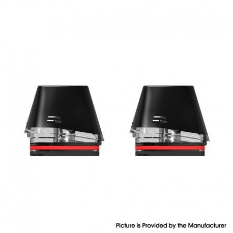 Authentic GeekVape Aegis Nano 30W Pod Kit Replacement Pod Cartridge w/ 0.6ohm Coil - 2.0ml (20~25W) (2 PCS)