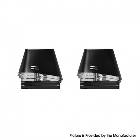 Authentic GeekVape Aegis Nano 30W Pod Kit Replacement Pod Cartridge w/ 1.2ohm Coil - 2.0ml (11~14W) (2 PCS)