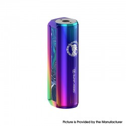 Authentic GeekVape Z50 50W VW Variable Wattage Vape Box Mod - Rainbow, 5~50W, 2000mAh