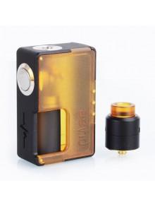 Authentic Vandy Vape Pulse BF Squonk Box Mod + Pulse 24 BF RDA Kit - Ultem, 8ml, 1 x 18650 / 20700, 24mm Diameter
