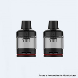 Authentic Vaporesso GTX GO 40 Pod Kit Replacement GTX 22 Pod Cartridge - 3.5ml (2 PCS)
