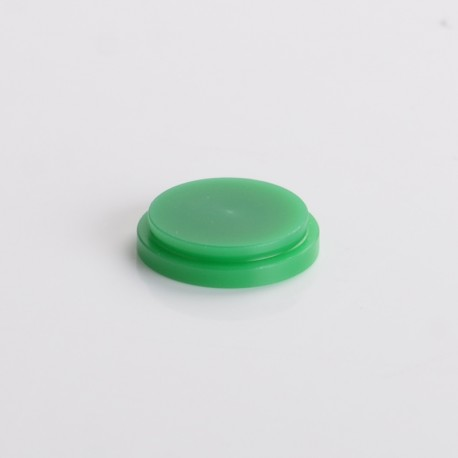 Replacement Button for BB Style Bellit Box Mod - Green, POM (1 PC)