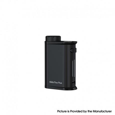 Authentic Eleaf iStick Pico Plus 75W VW Variable Wattage Vape Box Mod - Black, 1~75W, TC 100~315'C, 1 x 18650