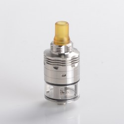 ShenRay Four One Five 415 S61 Genesis Style RDTA Rebuildable Dripping Tank Vape Atomizer - Silver, 316SS, 22mm Diameter