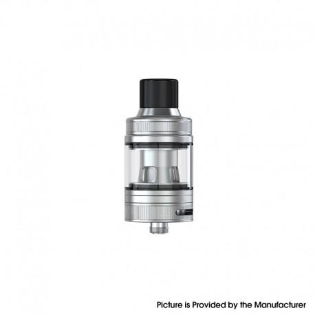 Authentic Eleaf Melo 4S Sub Ohm Tank Clearomizer Vape Atomizer - Silver, 4.0ml, 0.3ohm / 0.5ohm, 25mm Diameter