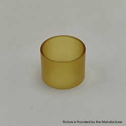 Authentic Auguse Era Pro RTA Replacement Tank Tube - Yellow, PEI, 22mm (1 PC)