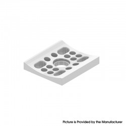 Authentic ThunderHead Creations THC Tauren MAX RDA Replacement Ceramic Deck - (1 PC)