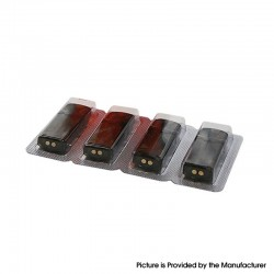 Authentic Aleader One Lite Pod Kit Replacement Pod Cartridge - 1.4ml (4 PCS)