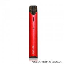 Authentic Aleader One Lite Pod System Vape Starter Kit - Red, 320mAh, 1.4ml Pod Cartridge