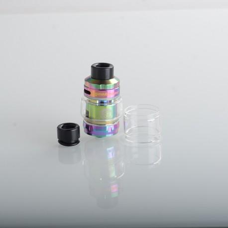 Authentic GeekVape Z Max Sub Ohm Tank Clearomizer Vape Atomizer - Rainbow, 4.0ml / 2.0ml, 0.14ohm / 0.2ohm, 32mm Diameter