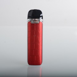 Authentic Vaporesso Luxe Q Pod System Vape Kit - Red, 1000mAh, 2.0ml Pod, 0.8ohm / 1.2ohm, SSS Leak Resistance Technology