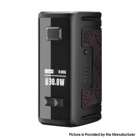 Authentic Vapefly Galaxies 30W VW Vape Box Mod - Black Brown, 950mAh, 5~30W