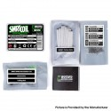 Authentic Wotofo SMRT Pod Kit / Pod Cartridge Replacement SMRT RPM2 Rebuildable Coil Kit - Rebuildable Coil / nexMESH Chill