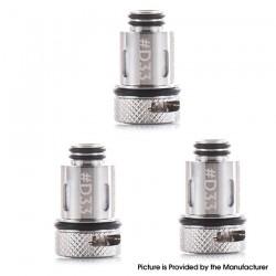 Authentic Wotofo SMRT RPM2 Pod Cartridge Replacement Coil - D33 Clapton Mesh 0.15ohm (3 PCS)