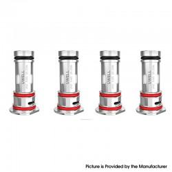 Original Uwell Havok V1 Pod System / Cartridge Replacement UN2 MTL / RDL Coil Heads - 0.6ohm (20~25W) (4 PCS)