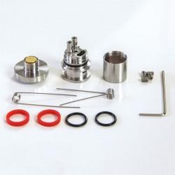 Original Lost Vape Q Ultra Boost RBA Rebuildable Coil Head for Orion DNA GO / Ultra Pod System Kit / Pod Cartridge