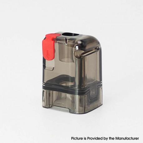 Authentic DEJAVU Pocket Replacement Empty Pod Cartridge Tank - Black
