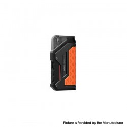 Authentic IJOY Captain AirGo Pod System Vape Starter Kit - Orange, Auto-Draw, 930mAh, 5.5ml, 0.8ohm