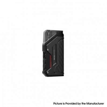 Authentic IJOY Captain AirGo Pod System Vape Starter Kit - Black, Auto-Draw, 930mAh, 5.5ml, 0.8ohm