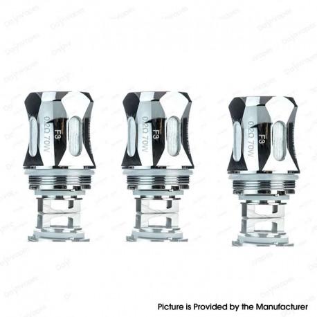 Authentic HorizonTech Falcon King Replacement F3 Mesh Coil - 0.2ohm (3 PCS)