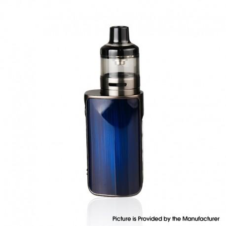 Authentic Vaporesso LUXE 80 Pod System Vape Mod Kit - Blue, 2500mAh, 5~80W, 5.0ml, 0.2ohm / 0.3ohm Mesh Coil