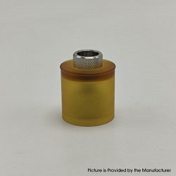 Authentic Auguse MTL RTA V1.5 Vape Atomizer Replacement Nano Kit - Brown, PEI + SS, 2.0ml