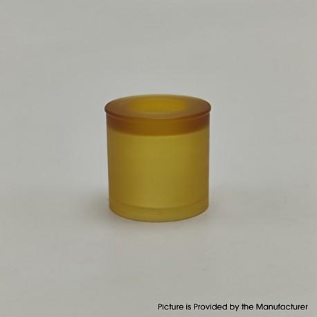 Authentic Auguse MTL RTA V1.5 Nano Kit Replacement Tank Tube - Brown, PEI, 2.0ml
