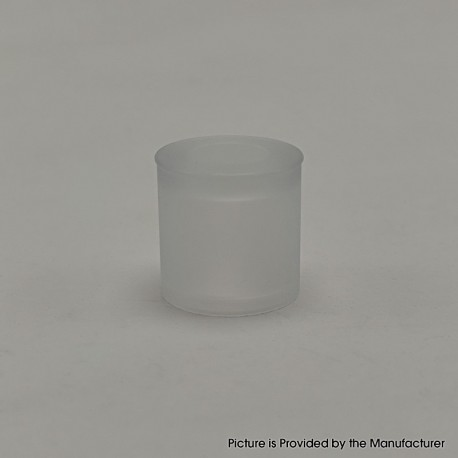 Authentic Auguse MTL RTA V1.5 Nano Kit Replacement Tank Tube - Translucent, PCTG, 2.0ml