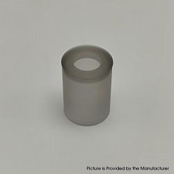 Authentic Auguse MTL RTA V1.5 Vape Atomizer Replacement Tank Tube - Black, PCTG, 4.0ml