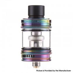Authentic Wotofo nexMINI Sub Ohm Tank Atomizer - Rainbow, 3.5ml / 4.5ml, 22mm Diameter