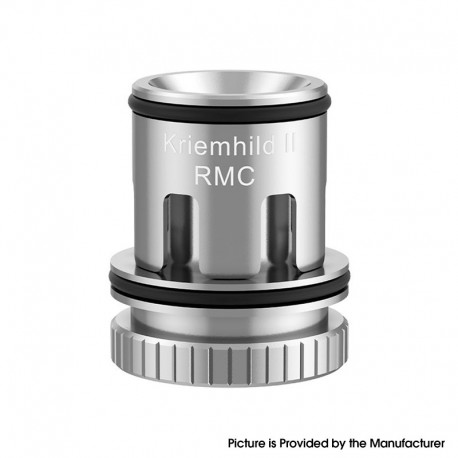 Authentic Vapefly Kriemhild II RMC Coil for Vapefly Brunhilde SBS Kit / Kriemhild II Sub Ohm Tank - Silver (1 PC)