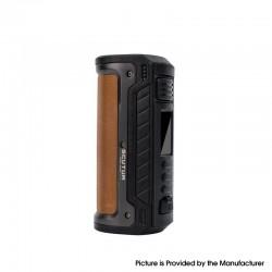 Authentic Lost Vape Hyperion DNA 100C TC VW Vape Box Mod - Gunmetal Calf Leather, 1~100W, 1 x 18650 / 20700/21700, Evolv DNA100C