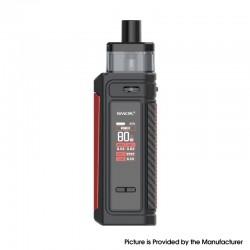 Authentic SMOKTech SMOK G-PRIV 80W Pod Mod Kit - Matte Black, VW 5~80W, 2500mAh, 5.5ml, 0.23ohm / 0.4ohm