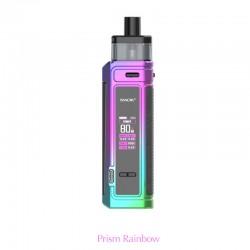 Authentic SMOKTech SMOK G-PRIV Pro 80W Pod Mod Kit - Prism Rainbow, VW 5~80W, 1 x 18650, 5.5ml, 0.23hom / 0.4ohm