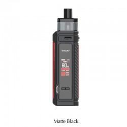 Authentic SMOKTech SMOK G-PRIV Pro 80W Pod Mod Kit - Matte Black, VW 5~80W, 1 x 18650, 5.5ml, 0.23hom / 0.4ohm