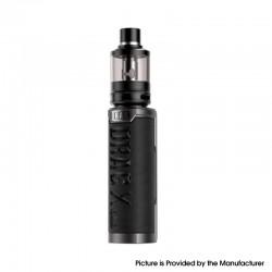 Authentic Voopoo Drag X Plus Pro 100W Mod Kit with TPP 2.0 Pod Tank Atomizer - Black, VW 5~100W, 1 x 18650 / 21700, 5.5ml