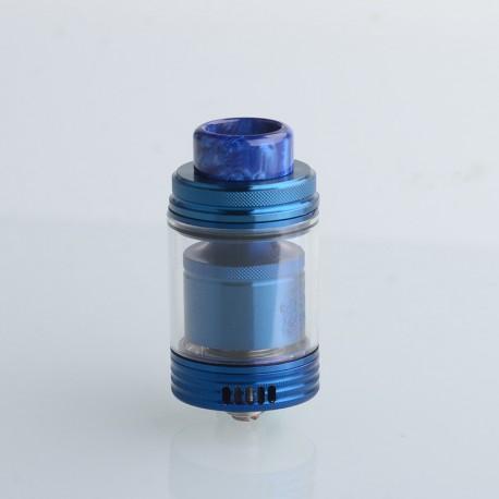 Authentic Wotofo The Troll X RTA Rebuildable Tank Vape Atomizer - Blue, 3.0ml / 4.4ml, Single / Dual Coil, 24mm Diameter