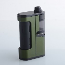 Authentic Dovpo X Suicide Mods Abyss 60W VW SBS AIO Mod Kit - Nato, 5~60W, 1 x 18650 / 21700, Dovpo Chipset