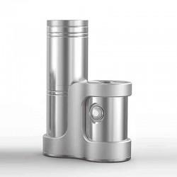 Original Ambition Mods Converter SBS Box Mod - Silver, 1~50W, 1 x 18350 / 18650
