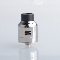 Authentic Digiflavor Drop Solo RDA V1.5 Rebuildable Dripping Vape Atomizer - SS, DL / RDL, BF Pin, 22mm Diameter