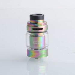 Authentic Digiflavor Torch RTA Vape Atomizer - Rainbow, 5.5ml, RGB Breathing Light, 26mm Diameter