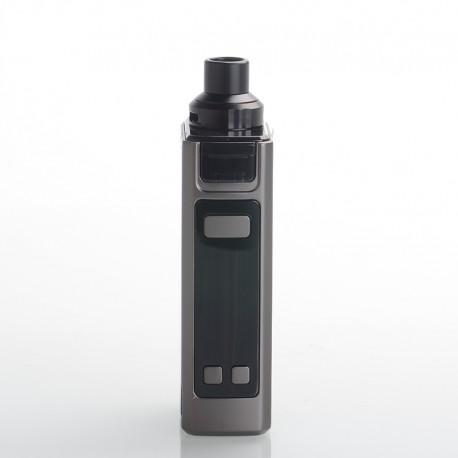 Authentic GeekVape Obelisk 60 AIO All-in-One Vape Mod Kit - Gun Metal, 5~60W, 2200mAh, 4.0ml, 0.4ohm / 0.5ohm