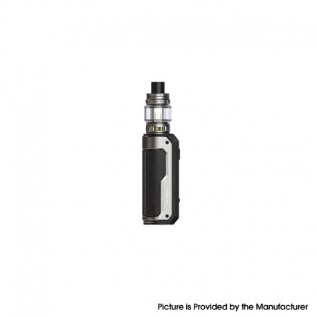 Authentic SMOKTech SMOK Fortis 80W VW Box Mod Kit with TFV18 Mini Tank - Silver, VW 5~80W, 1 x 18650 / 21700, 5.5ml