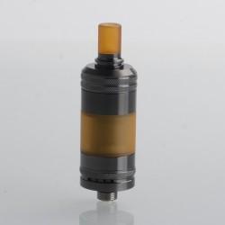 Authentic KIZOKU Shima 18mm MTL Tank Vape Atomizer - Gun Metal, 2.4ml, 0.7ohm, 18mm Diameter